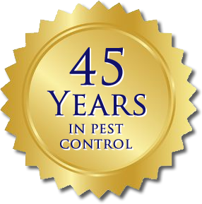 45 Years In Pest Control